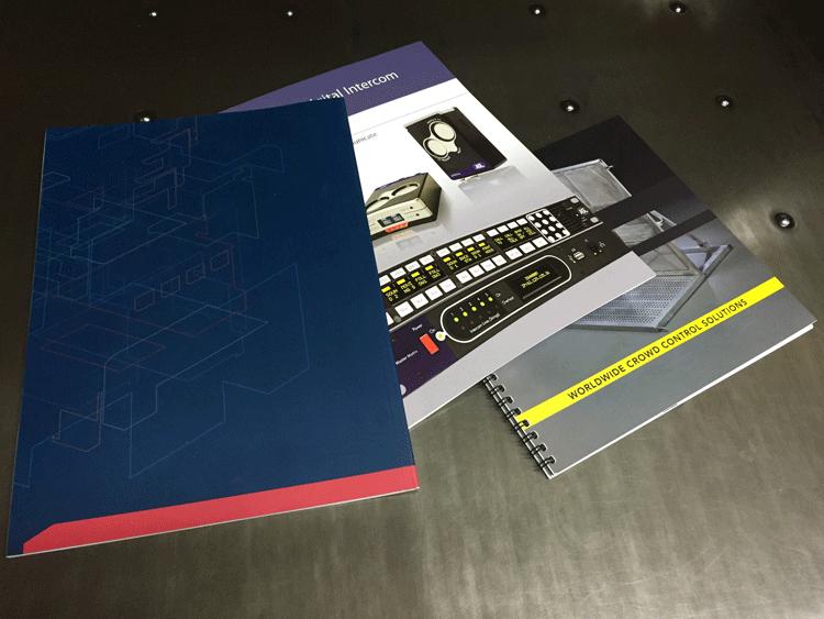 Brochures en Plattegronden (waterdicht drukwerk)
