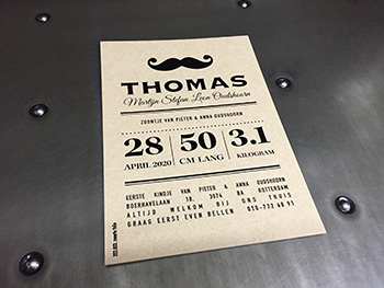 Foliedruk utrecht drukwerk drukkerij