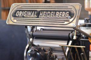 degel letterpress utrecht
